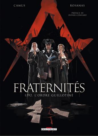 Fraternités Cover