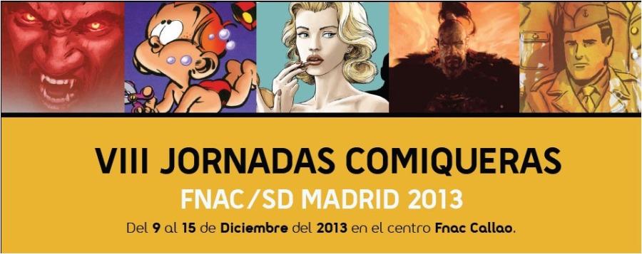 VIII Jornadas Madrid