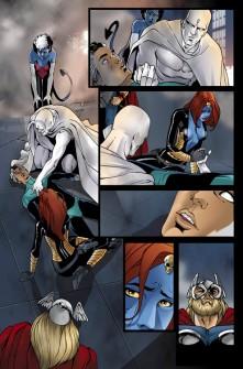 Claremont X-Men 3