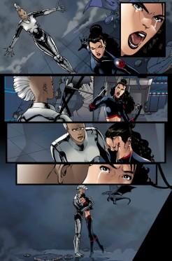 Claremont X-Men 4