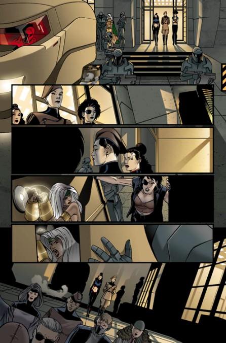 Claremont X-Men 6