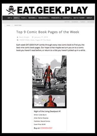 Top pages