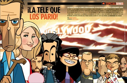TV SERIES CINEMANÍA