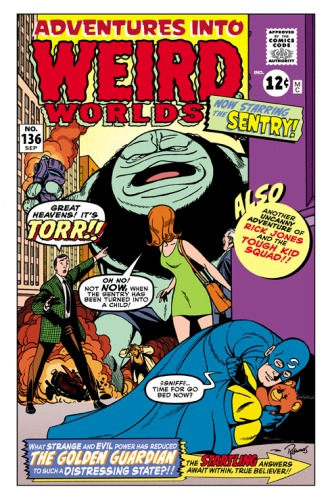 Fake cover issue 1