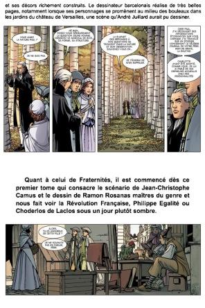 Fraternités comments 2