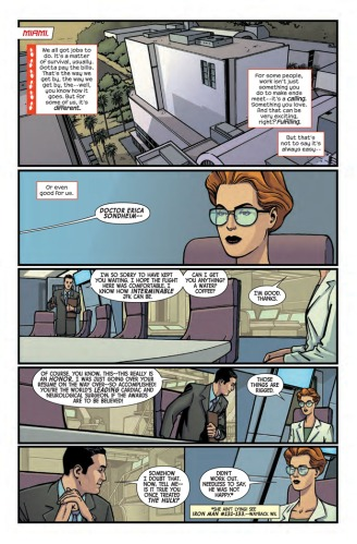 Ant-Man #3 page 1