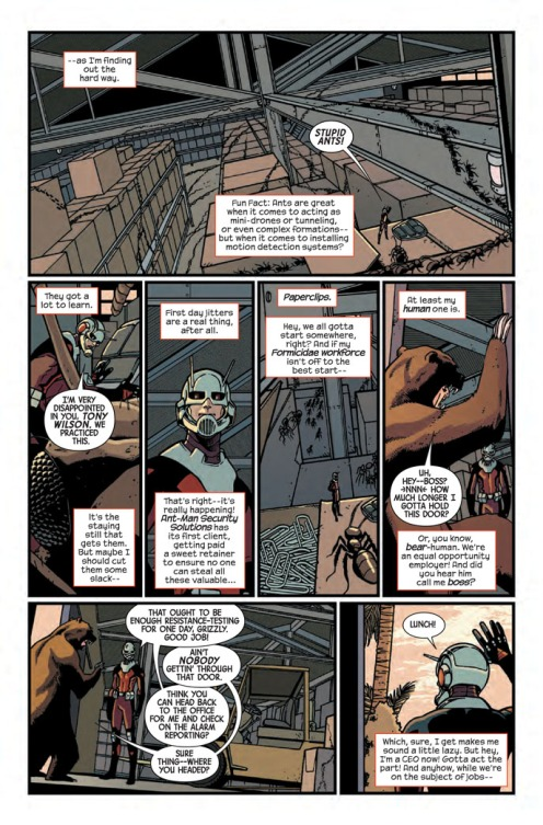Ant-Man #3 page 3