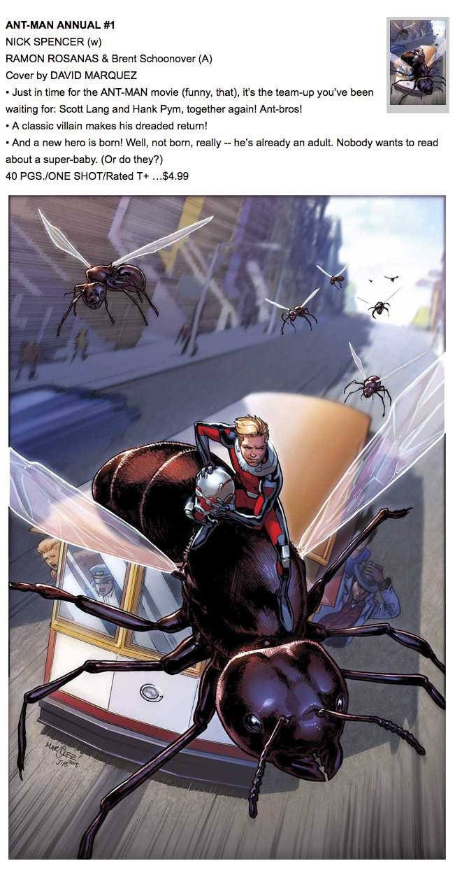 ANT-MAN ANNUAL#1