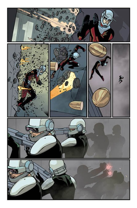 ANT-MAN #4-3 color