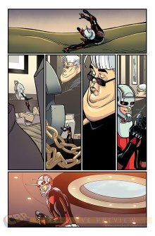 Last days Ant-man 1